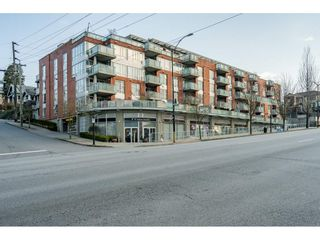 """Photo 1: 504 3811 HASTINGS Street in Burnaby: Vancouver Heights Condo for sale in """"MODEO"""" (Burnaby North)  : MLS®# R2559916"""