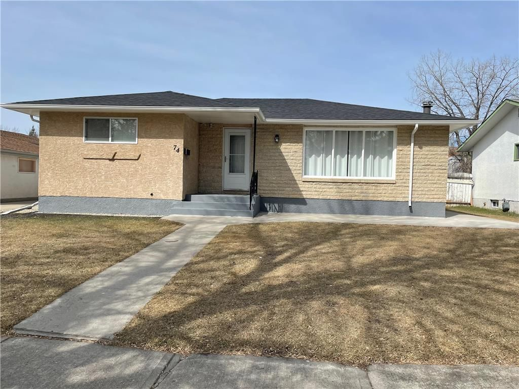 Main Photo: 74 Magenta Crescent in Winnipeg: Maples Residential for sale (4H)  : MLS®# 202107953