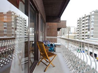 """Photo 9: 408 1655 NELSON Street in Vancouver: West End VW Condo for sale in """"HEMPSTEAD MANOR"""" (Vancouver West)  : MLS®# V944845"""