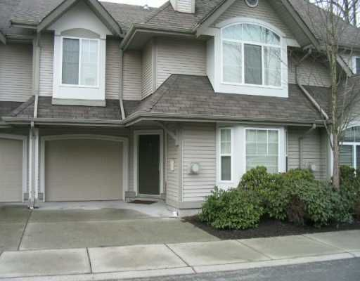 """Main Photo: 23085 118TH Ave in Maple Ridge: East Central Townhouse for sale in """"SOMMERVILLE GARDENS"""" : MLS®# V630151"""
