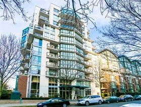 Main Photo: 414 1425 W 6TH AVENUE in Vancouver: False Creek Condo for sale (Vancouver West)  : MLS®# R2072269