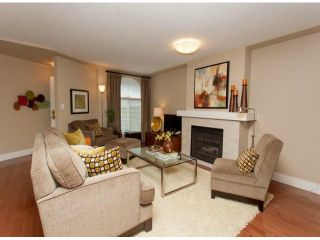 """Photo 3: 111 12044 S BOUNDARY Drive in Surrey: Panorama Ridge Townhouse for sale in """"Parkwynd"""" : MLS®# F1412890"""