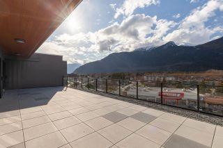 "Photo 29: 602 1365 PEMBERTON Avenue in Squamish: Downtown SQ Condo for sale in ""VANTAGE"" : MLS®# R2549685"