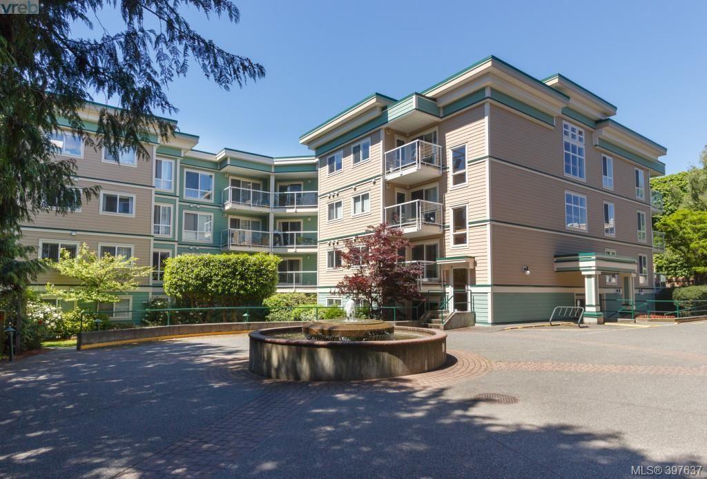 Main Photo: 306 649 Bay St in VICTORIA: Vi Downtown Condo for sale (Victoria)  : MLS®# 795458