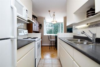 Photo 8: 403 1425 ESQUIMALT AVENUE in West Vancouver: Ambleside Condo for sale : MLS®# R2430904