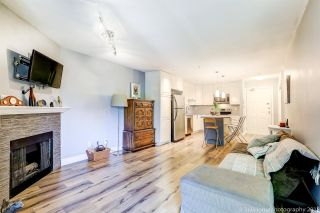 Photo 5: 209 518 THIRTEENTH STREET in New Westminster: Uptown NW Condo for sale : MLS®# R2257998