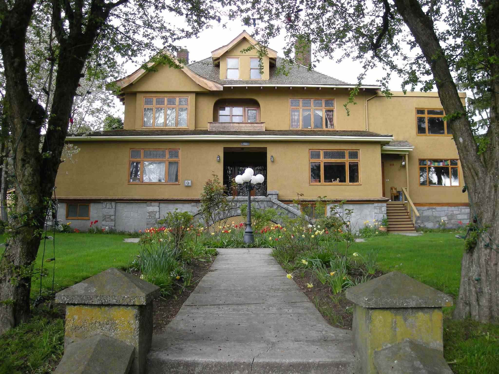 Main Photo:  in New Westminster: Queens Park Multi-Family Commercial for sale : MLS®# C8039648