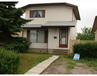 Photo 1: 212 ABADAN Place NE in CALGARY: Abbeydale Residential Detached Single Family for sale (Calgary)  : MLS®# C3389732