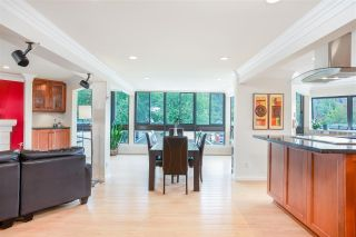 """Photo 2: 102 2181 PANORAMA Drive in North Vancouver: Deep Cove Condo for sale in """"Panorama Place"""" : MLS®# R2496386"""