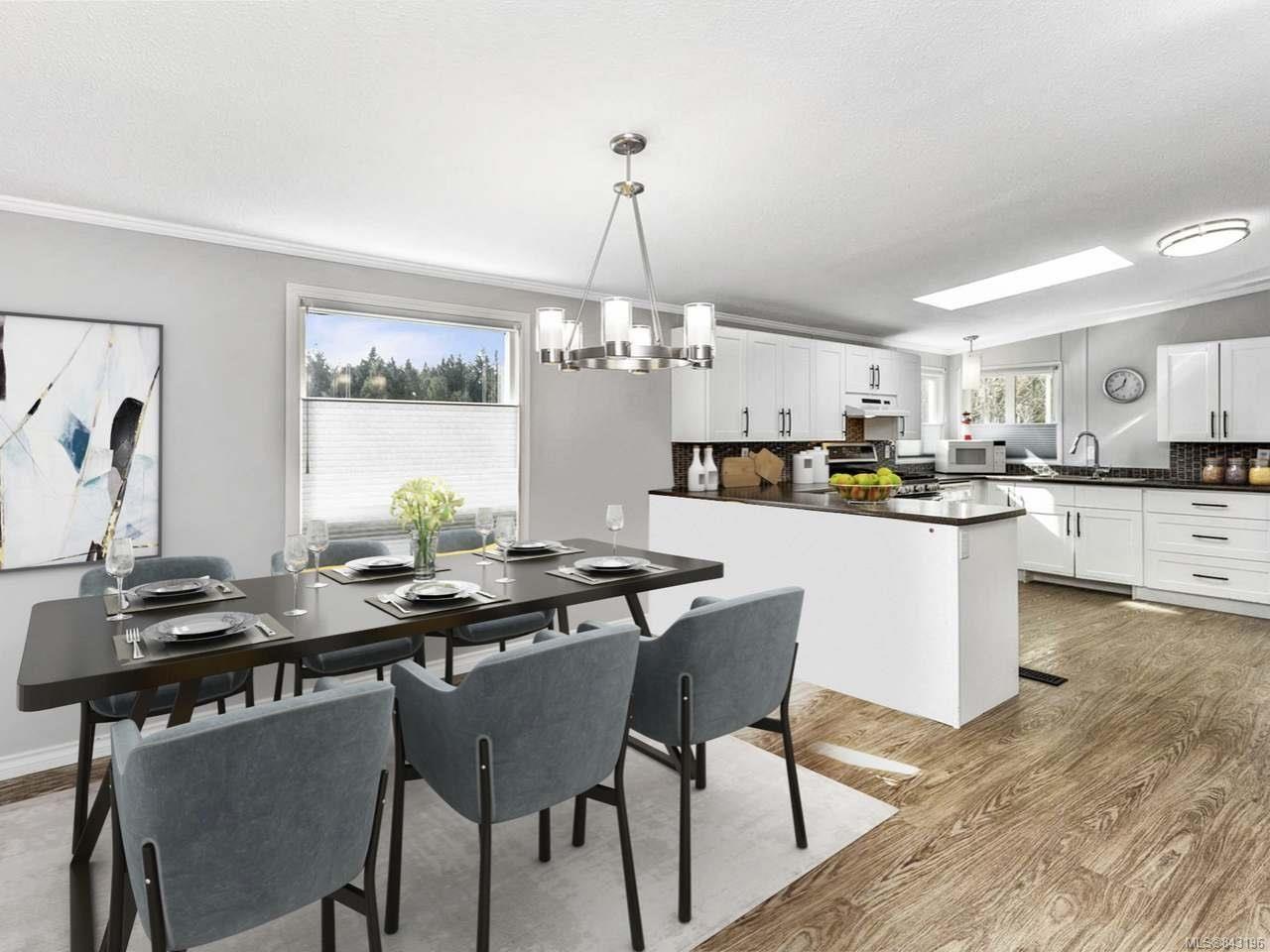 Main Photo: 1177 Morrell Cir in NANAIMO: Na South Nanaimo Manufactured Home for sale (Nanaimo)  : MLS®# 843196