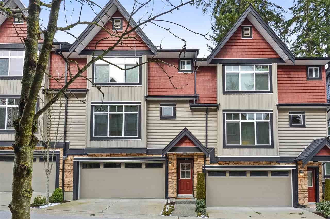 Main Photo: 160 6299 144 ST in Surrey: Sullivan Station Townhouse for sale : MLS®# R2242159