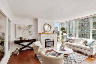 """Photo 7: 805 1077 MARINASIDE Crescent in Vancouver: Yaletown Condo for sale in """"MARINASIDE RESORT RESIDENCES"""" (Vancouver West)  : MLS®# R2582229"""