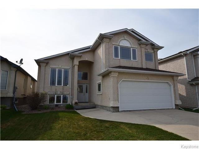 Main Photo: 12 Courland Bay in Winnipeg: West Kildonan / Garden City Residential for sale (North West Winnipeg)  : MLS®# 1616828