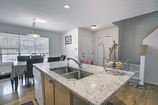 Photo 4: 110 Panamount Square NW in Calgary: Panorama Hills Semi Detached for sale : MLS®# A1094824