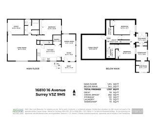 Photo 26: 16810 16 Avenue in Surrey: Pacific Douglas House for sale (South Surrey White Rock)  : MLS®# R2549788
