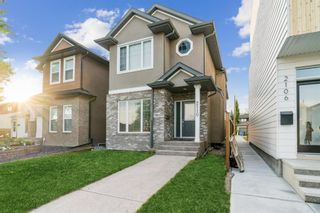 Main Photo: 2110 5 Avenue NW in Calgary: West Hillhurst Detached for sale : MLS®# A1145994