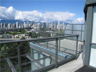 "Photo 9: 903 1425 W 6TH Avenue in Vancouver: False Creek Condo for sale in ""MODENA OF PORTICO"" (Vancouver West)  : MLS®# V832916"