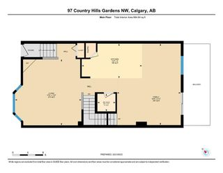 Photo 33: 97 Country Hills Gardens NW in Calgary: Country Hills Row/Townhouse for sale : MLS®# A1149048