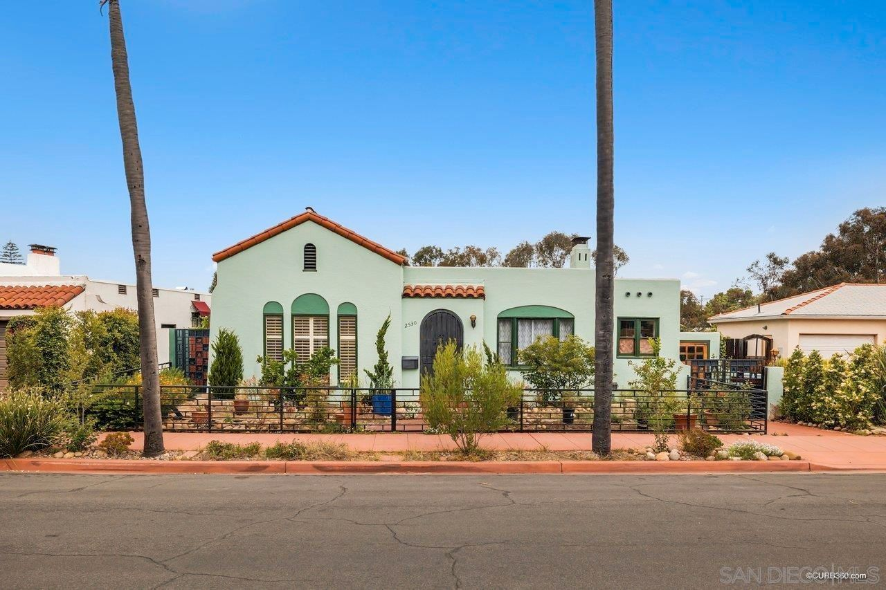 Main Photo: House for sale : 2 bedrooms : 2530 San Marcos Ave in San Diego