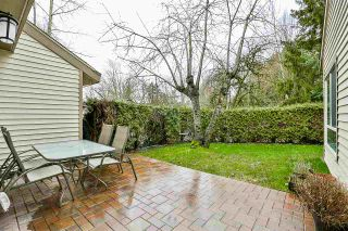 """Photo 17: 6187 E GREENSIDE Drive in Surrey: Cloverdale BC Townhouse for sale in """"Greenside Estates"""" (Cloverdale)  : MLS®# R2237894"""