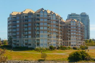 Photo 5: 420 205 Kimta Rd in : VW Songhees Condo for sale (Victoria West)  : MLS®# 882360