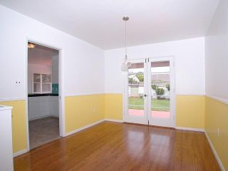 Photo 3: POINT LOMA House for sale : 2 bedrooms : 3732 Wawona Drive in San Diego