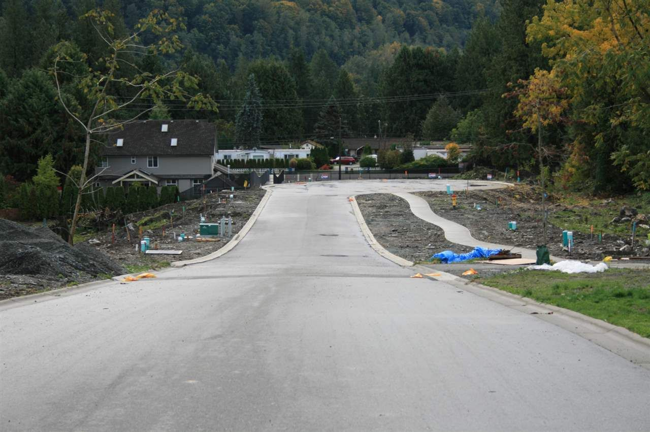 Main Photo: Lot 9 ROYALWOOD BOULEVARD in Rosedale: Rosedale Center Land for sale : MLS®# R2225670
