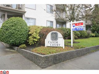 "Photo 1: 202 5489 201ST Street in Langley: Langley City Condo for sale in ""CANIM COURT"" : MLS®# F1210773"