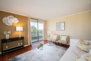"""Photo 4: 608 3760 ALBERT Street in Burnaby: Vancouver Heights Condo for sale in """"BOUNDARYVIEW TOWERS"""" (Burnaby North)  : MLS®# R2568543"""