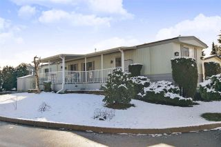 """Photo 1: 139 3665 244 Street in Langley: Otter District Manufactured Home for sale in """"LANGLEY GROVE ESTATES"""" : MLS®# R2433753"""
