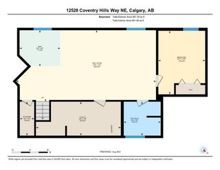 Photo 35: 12528 Coventry Hills Way NE in Calgary: Coventry Hills Detached for sale : MLS®# A1135702