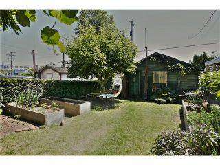 Photo 19: 1152 E GEORGIA Street in Vancouver: Mount Pleasant VE House for sale (Vancouver East)  : MLS®# V1067904