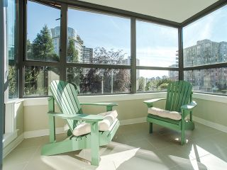 """Photo 12: 701 1265 BARCLAY Street in Vancouver: West End VW Condo for sale in """"1265 Barclay"""" (Vancouver West)  : MLS®# R2089582"""