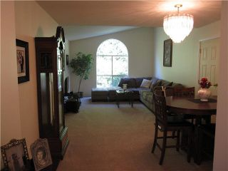 """Photo 2: 216 22515 116TH Avenue in Maple Ridge: East Central Townhouse for sale in """"FRASERVIEW VILLAGE"""" : MLS®# V1127556"""