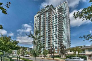 """Photo 1: 502 271 FRANCIS Way in New Westminster: Fraserview NW Condo for sale in """"PARKSDE"""" : MLS®# R2211600"""