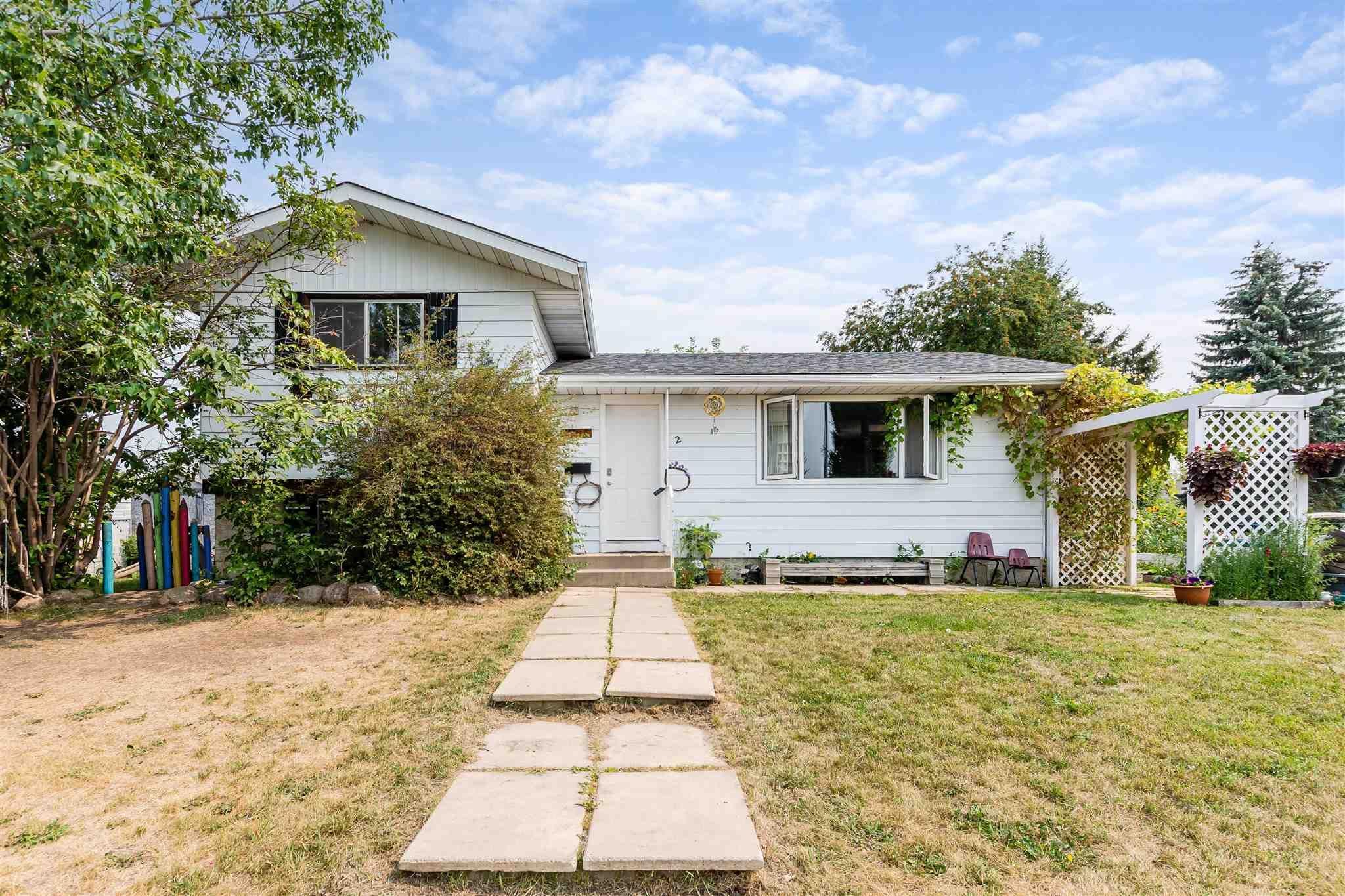 Main Photo: 2 Blairmore Street: Spruce Grove House for sale : MLS®# E4256878