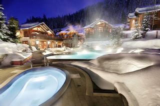 """Photo 1: 18G 2300 NORDIC Drive in Whistler: Nordic Townhouse for sale in """"At Nature's Door"""" : MLS®# R2531434"""