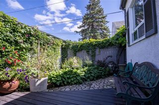 Photo 32: 1005 Alfred Avenue in Winnipeg: Shaughnessy Heights Residential for sale (4B)  : MLS®# 202121190
