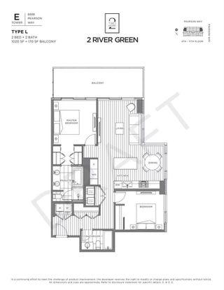 "Photo 13: 406 6688 PEARSON Way in Richmond: Brighouse Condo for sale in ""2 River Green"" : MLS®# R2555015"