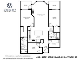 Photo 20: 405 46021 SECOND Avenue in Chilliwack: Chilliwack E Young-Yale Condo for sale : MLS®# R2177671