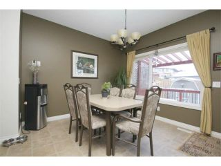 Photo 12: 38 HERITAGE Landing: Cochrane House for sale : MLS®# C4004850