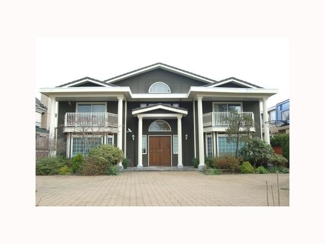 Main Photo: 6868 HUDSON Street in Vancouver: South Granville House for sale (Vancouver West)  : MLS®# V814861