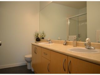 """Photo 12: 11 14952 58TH Avenue in Surrey: Sullivan Station Townhouse for sale in """"HIGHBRAE"""" : MLS®# F1318700"""