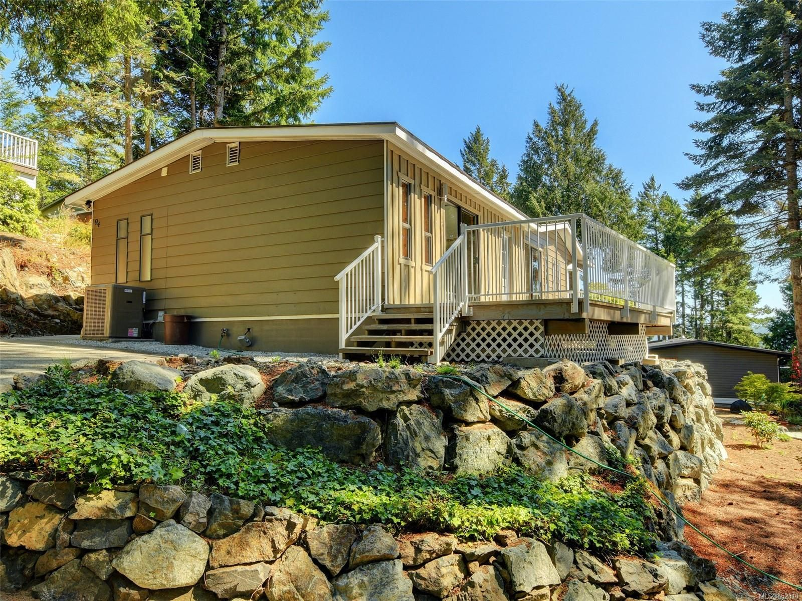 Photo 1: Photos: 94 5838 Blythwood Rd in : Sk Saseenos Manufactured Home for sale (Sooke)  : MLS®# 852310