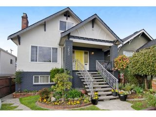 "Photo 2: 2651 TRIUMPH Street in Vancouver: Hastings East House for sale in ""HASTINGS SUNRISE"" (Vancouver East)  : MLS®# V1118786"
