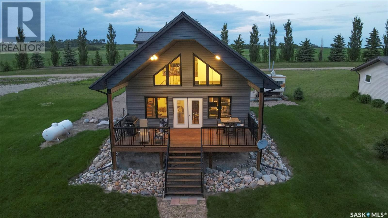 Main Photo: 3 Anderson DR in Sturgeon Lake: House for sale : MLS®# SK860682