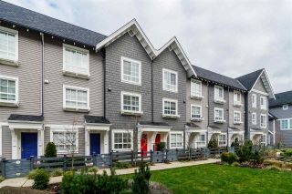 """Photo 1: 60 8438 207A Street in Langley: Willoughby Heights Townhouse for sale in """"YORK by Mosaic"""" : MLS®# R2334081"""