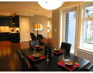 Photo 4: 2838 SPRUCE Street in Vancouver: Fairview VW Townhouse for sale (Vancouver West)  : MLS®# V680147