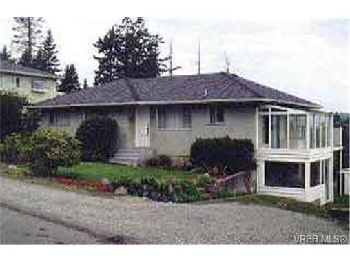 Main Photo: 152 Milburn Dr in VICTORIA: Co Lagoon House for sale (Colwood)  : MLS®# 168478