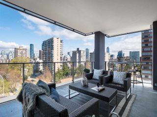 Photo 1: 1001 1171 JERVIS STREET in Vancouver: West End VW Condo for sale (Vancouver West)  : MLS®# R2383389
